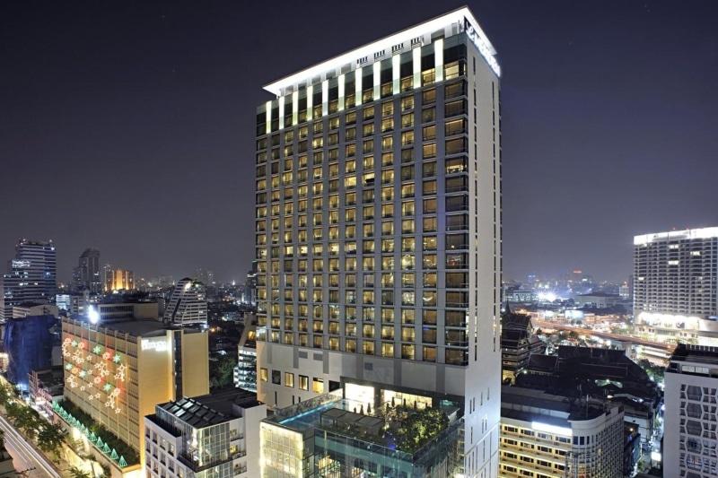 Hotel Bangkok piscina panorâmica