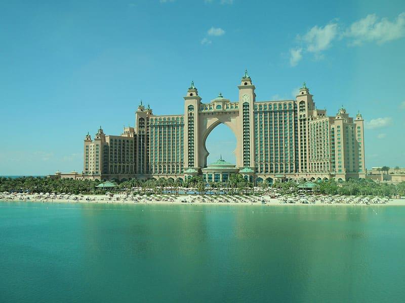 Roteiro de 3 dias em Dubai