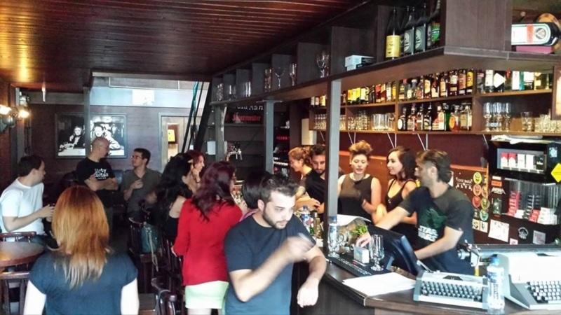 Bar descontraído em Porto Alegre