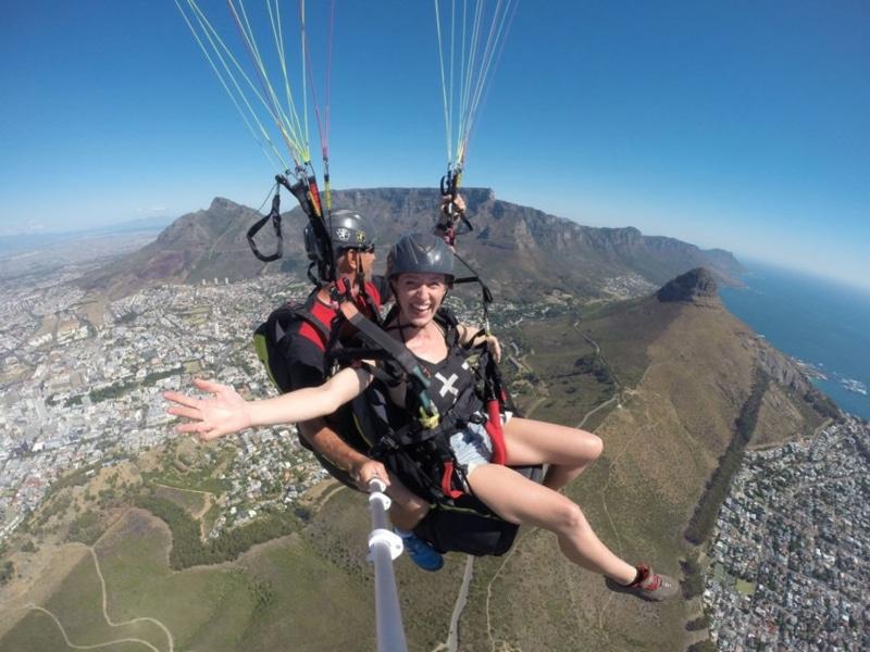 Parapente em Cape Town