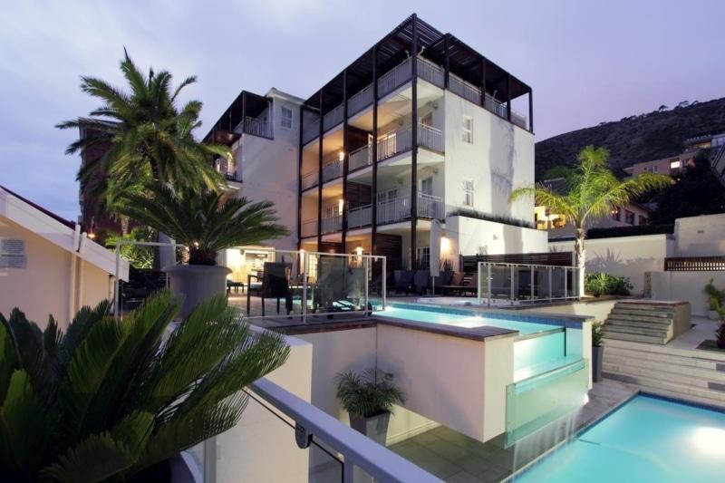 Hotéis imperdíveis em Cape Town