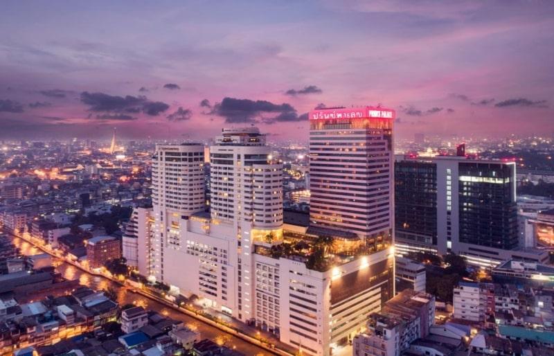 Hotel com academia em Bangkok