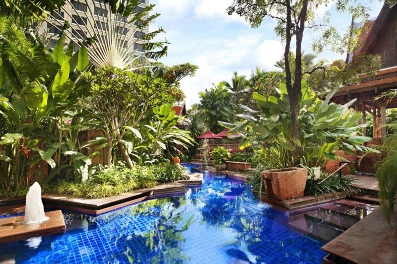 Hotéis temáticos em Bangkok