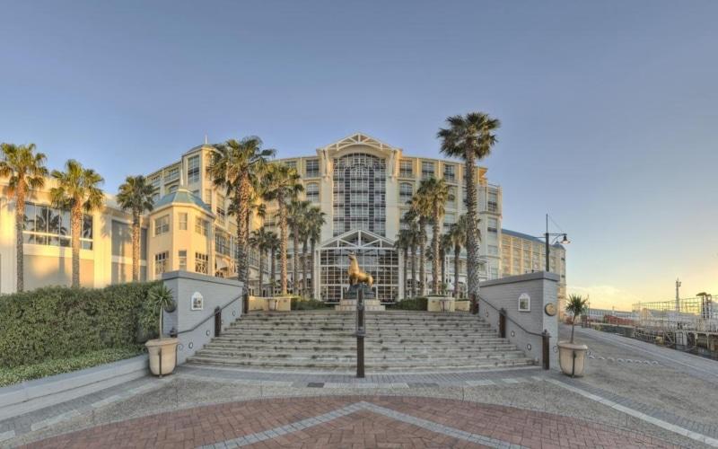 Hotéis bem avaliados em Cape Town