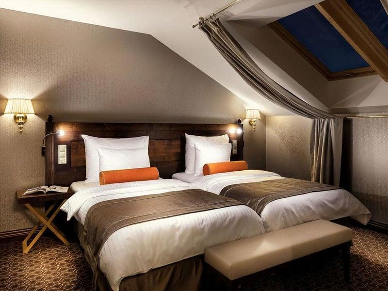 Melhores hotéis em Praga