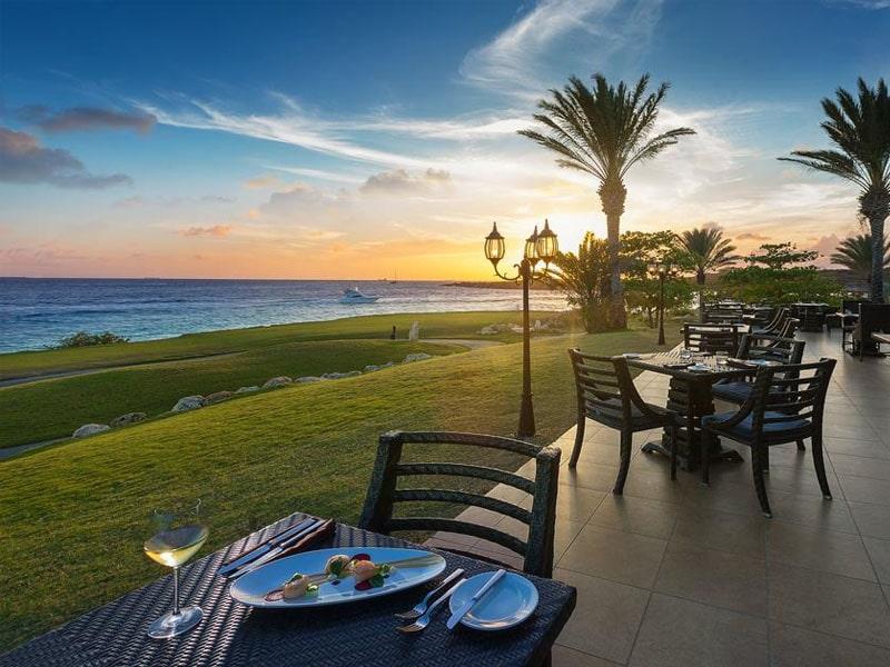 Hotel com café da manhã no quarto em Curaçao