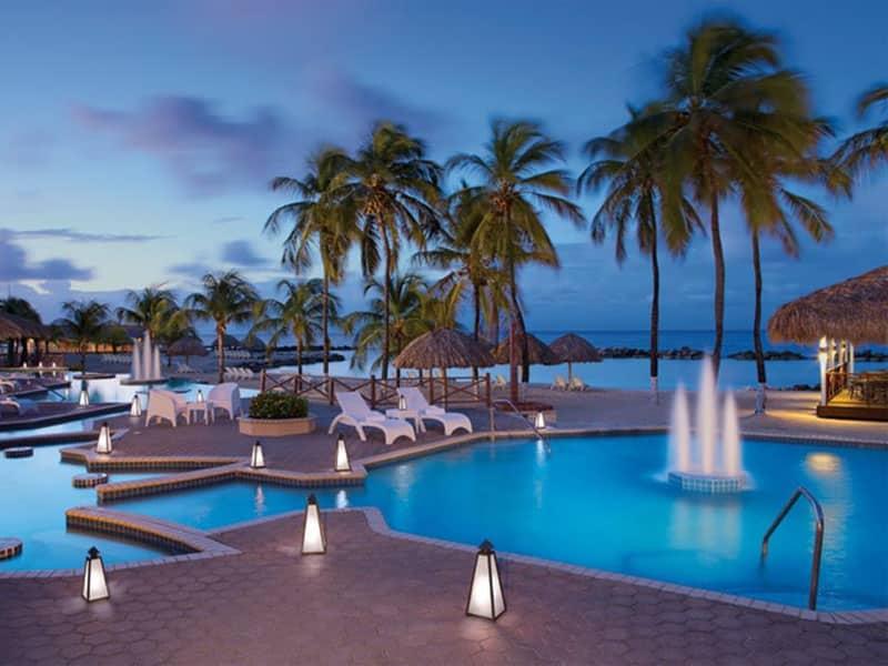 Hotel cassino em Curaçao