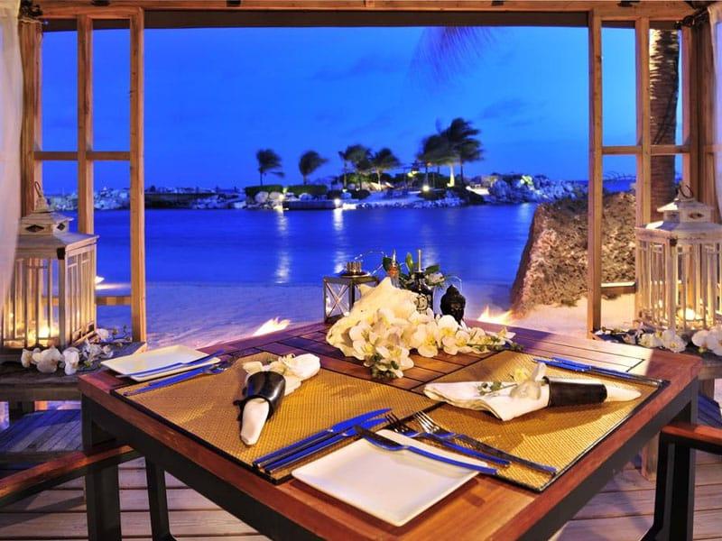 Hotéis românticos em Curaçao para casais