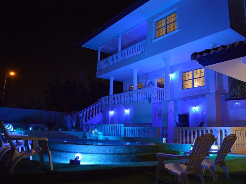 Hotel simples em Curaçao