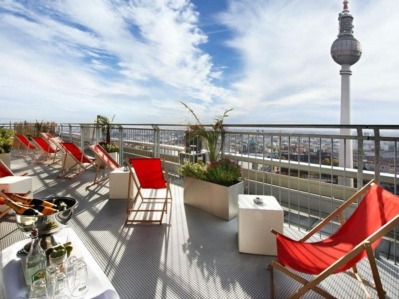 Qual o melhor hotel de Berlim