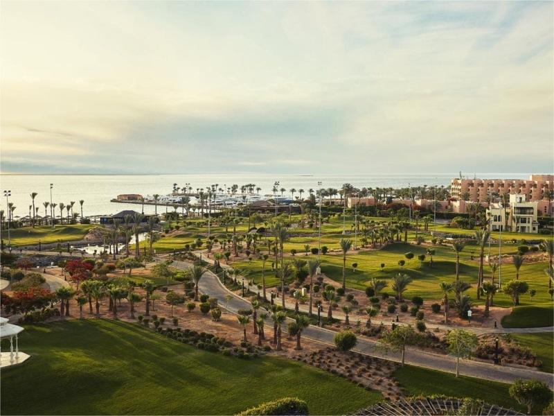 Melhores hotéis do Egito