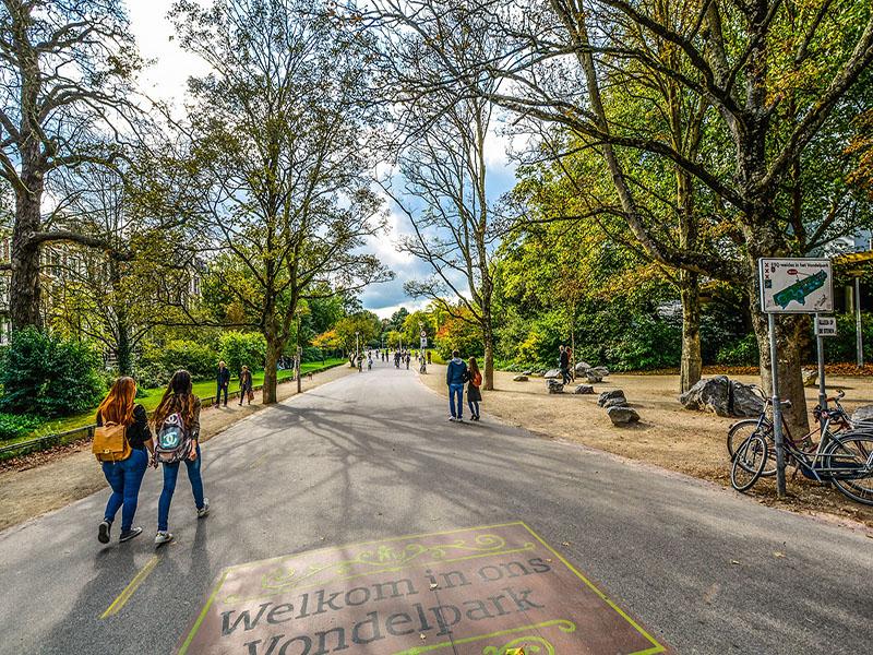 Parques na Holanda