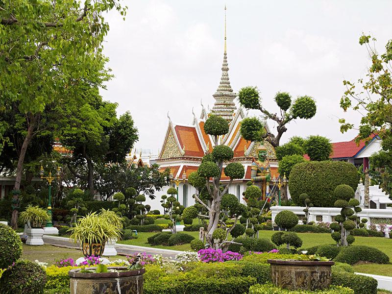 Roteiro de viagem em Bangkok, na Tailandia