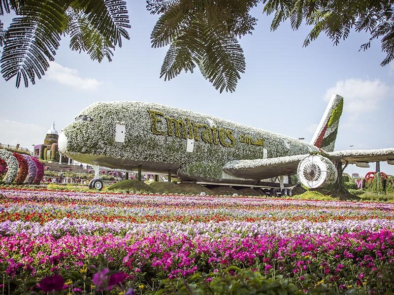 Roteiro de 7 dias em Dubai