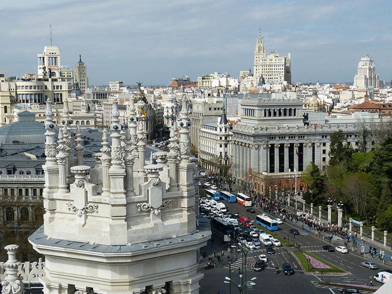 Roteiro de viagem por Madrid
