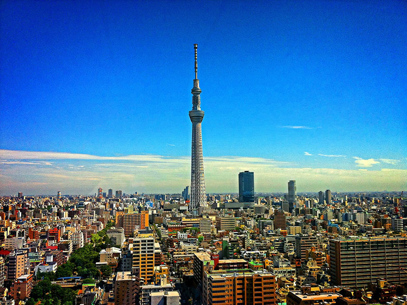 dicas de Tokyo