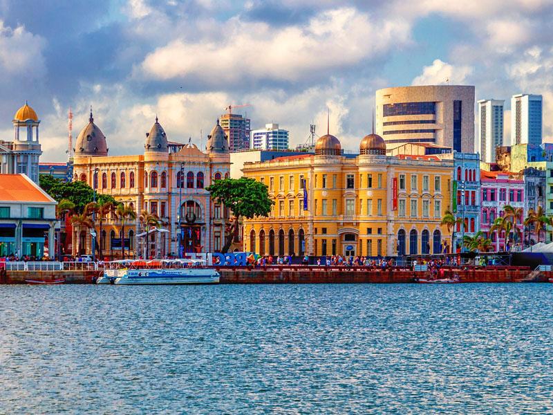 Passeios em Recife de lancha