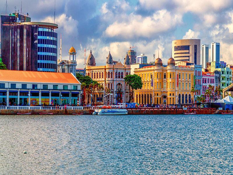 Viagem para Recife