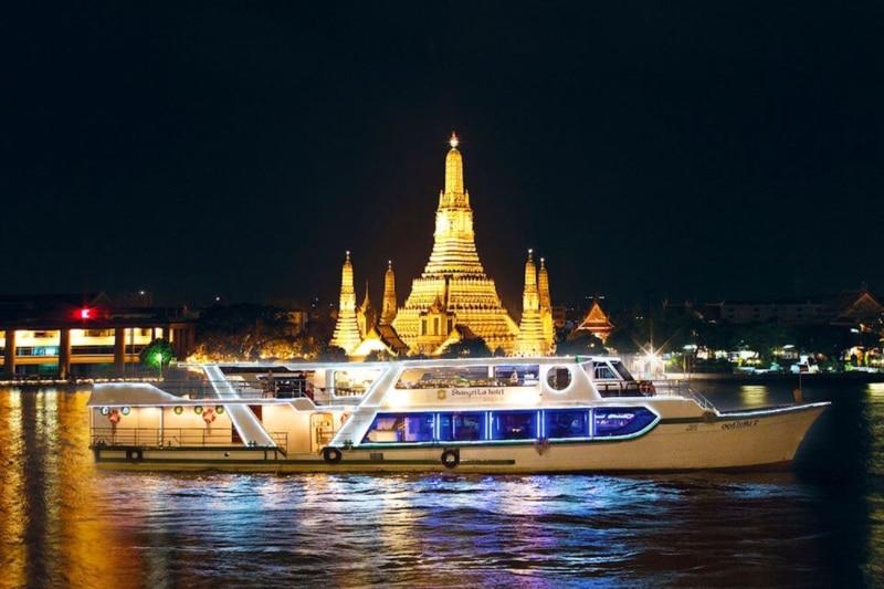 Passeios aquáticos em Bangkok