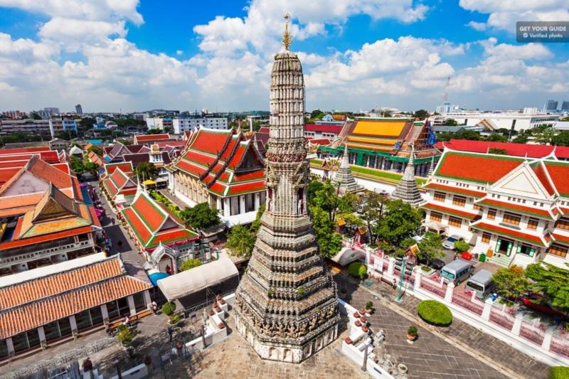Passeios em Bangkok