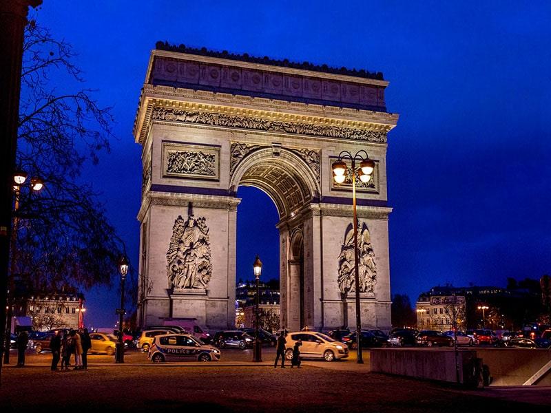 Atrações imperdíveis em Paris