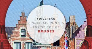 Pontos turísticos de Bruges