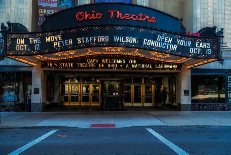 Pontos turísticos de Ohio