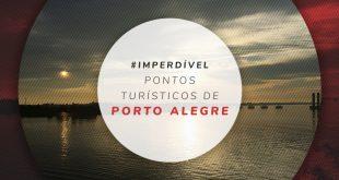Pontos turísticos de Porto Alegre