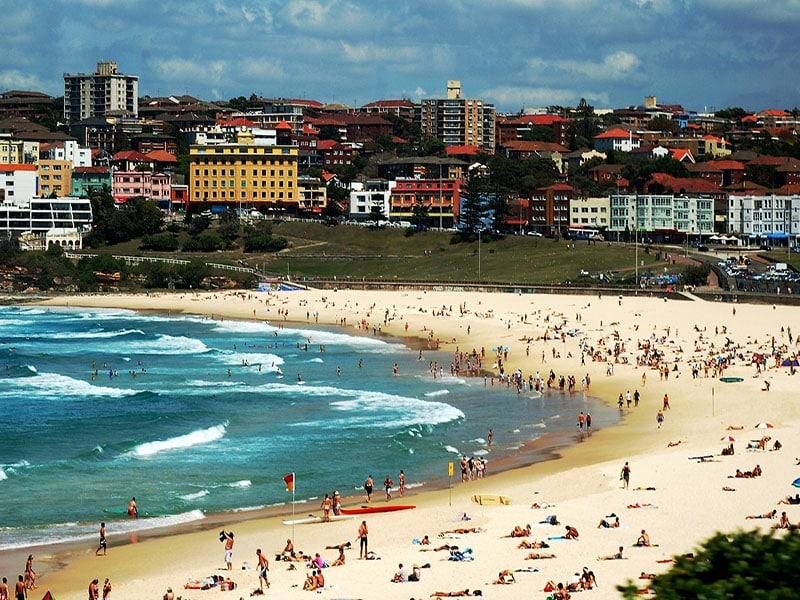 melhores praias de Sydney
