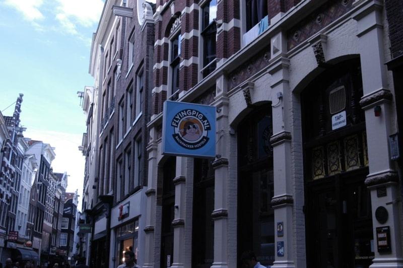 Quanto custa hospedagem em Amsterdam