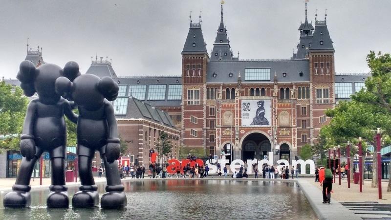 Quanto gasto em Amsterdam