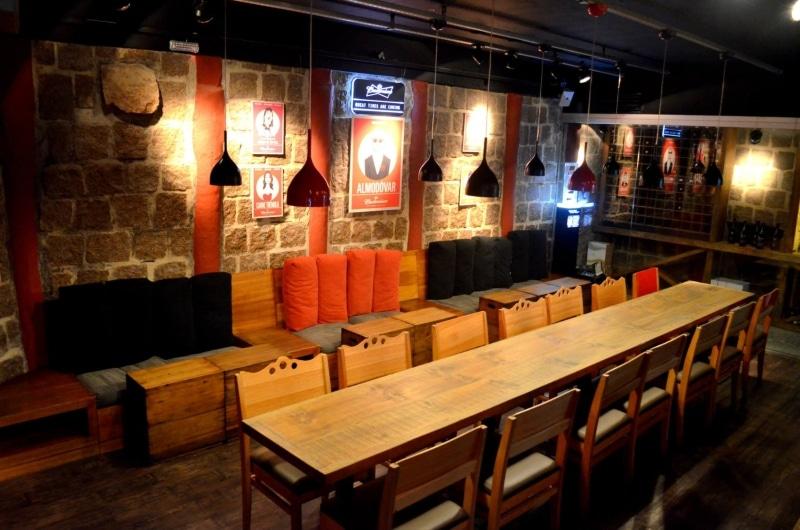 Bar de tapas em Porto Alegre