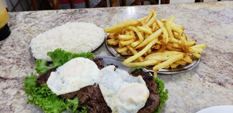 Restaurante Porto Alegre domingo