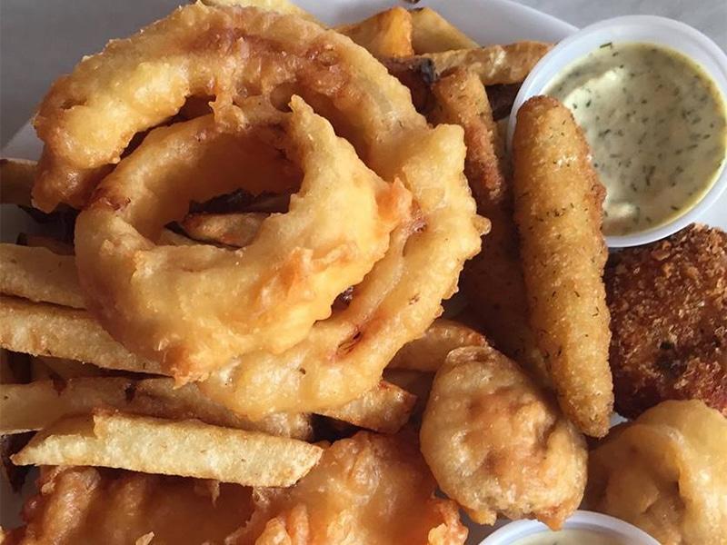 Melhor fish and fries de Toronto