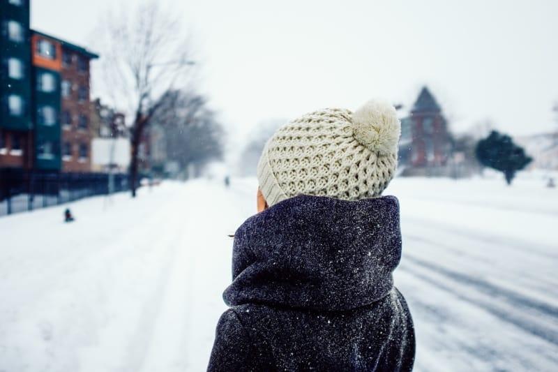 Como se vestir em Boston no inverno