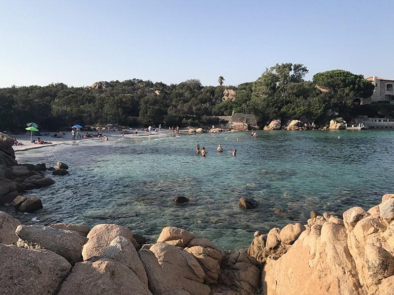 Quais são as praias da Sardenha