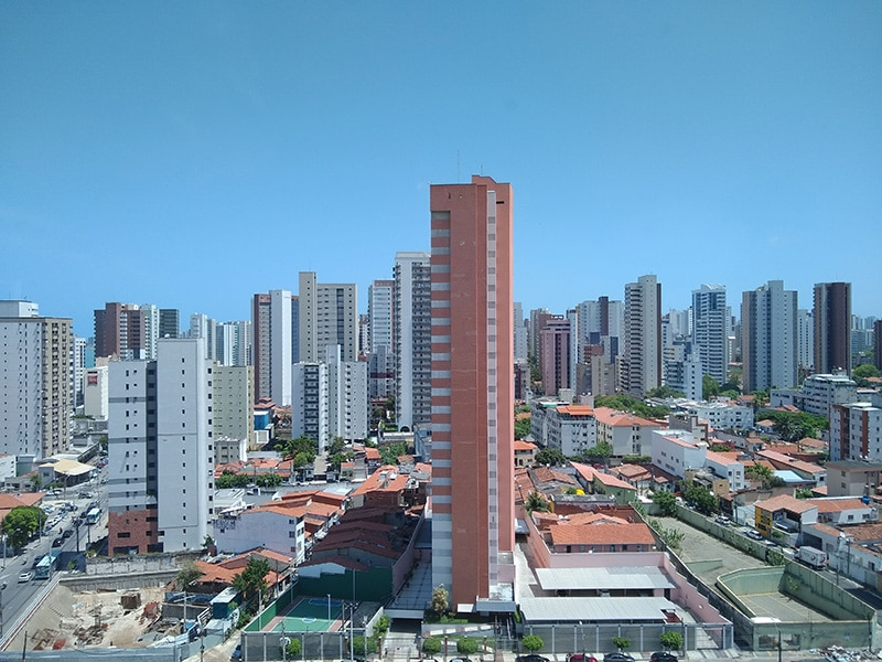 Preço do ônibus em Fortaleza