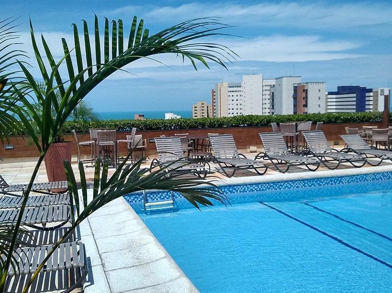 Lugar para se hospedar em Fortaleza