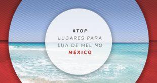 Praias românticas no México