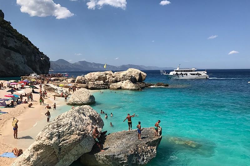Dicas de praias na Sardenha