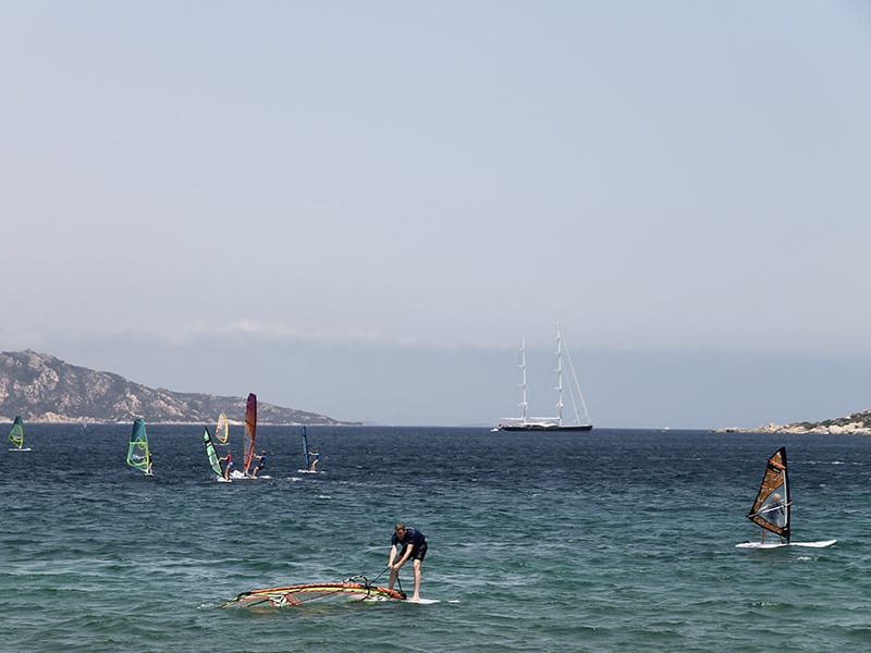 Dicas das praias da Sardenha