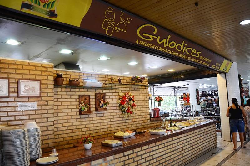 Gastronomia em Fortaleza