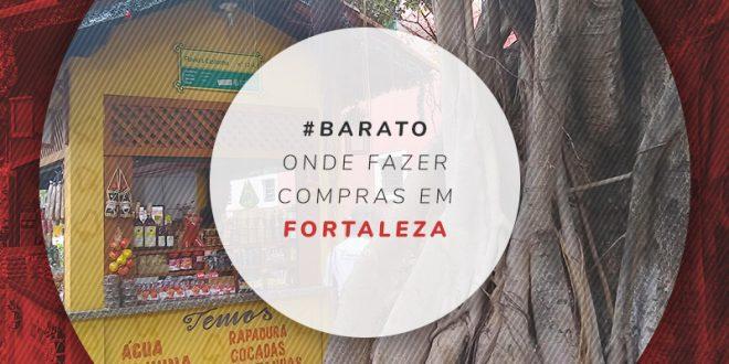 Centro de compras popular em Fortaleza