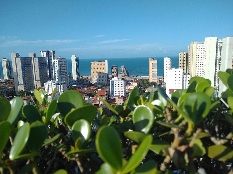 Bairros para se hospedar em Fortaleza