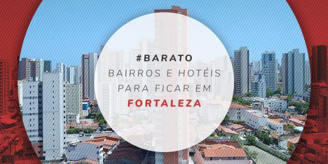 Dicas de hospedagem em Fortaleza