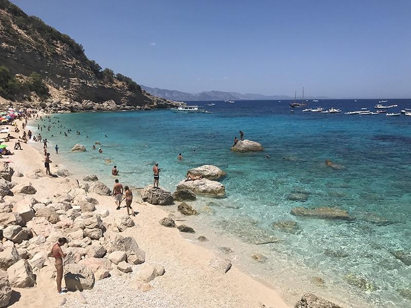 Roteiro pelas melhores praias da Sardenha