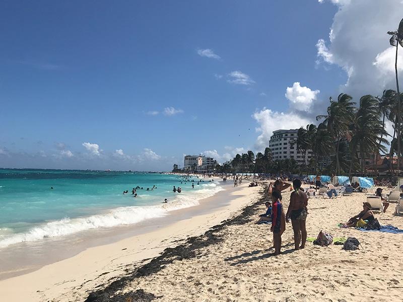 Fotos praias de San Andrés