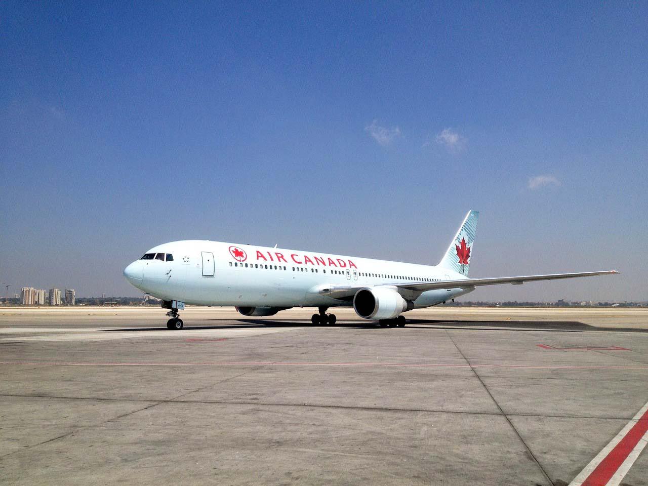 Preço de passagens aéreas para Toronto
