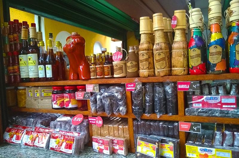 Onde comprar comidas típicas em Fortaleza