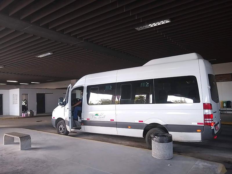 Transfer no aeroporto de Fortaleza